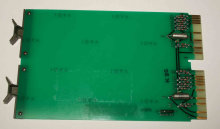 DC 420 DAISY CHAIN BOARD, B 546 250 T, B546250T, PRO420, PRO 420, BALZERS, HIGHLAND SCIENTIFIC, DEC, VAC 420, VAC420, BPU420, BPU 