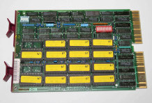 PCB, M8578 EPROM BOARD FOR VAC420, B 5278 853 PT, B5278853PT, PRO420, PRO 420, BALZERS, HIGHLAND SCIENTIFIC, DEC, VAC 420, VAC420, 